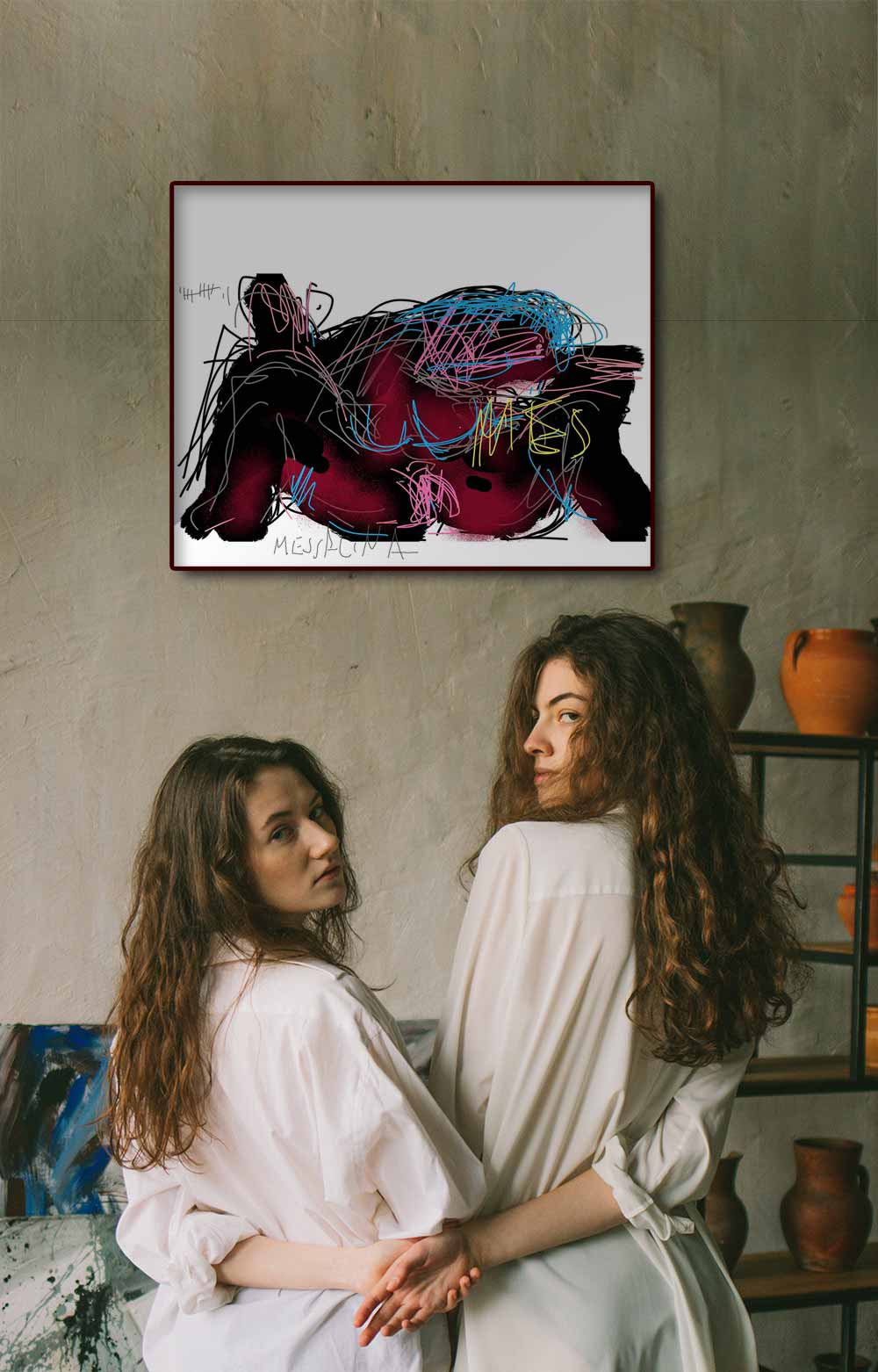 mongi-higggs-messalina-edition-70mal100cm-giclee-print-artist-kuenstler-konsum163-modern-art-gallery-roomed