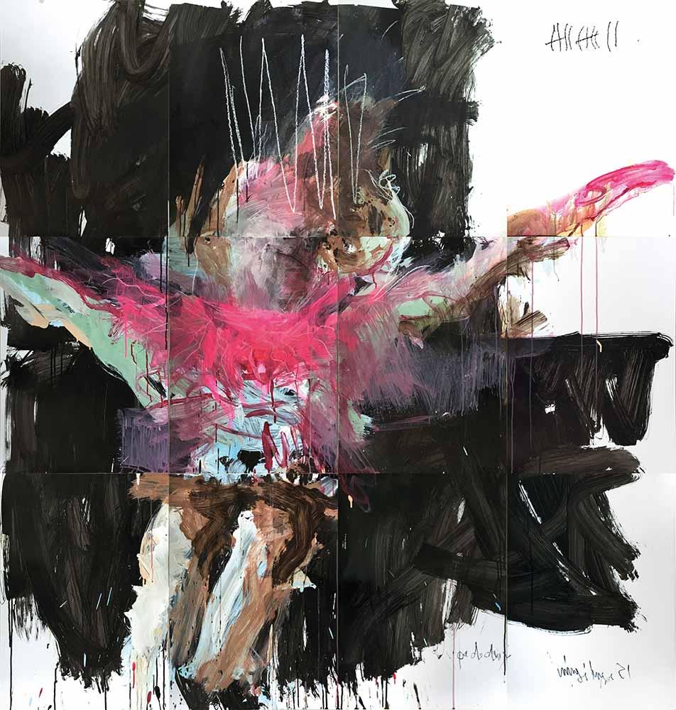 mongi-higgs-artist-painter-maler-kuenstler-pa-de-deux
