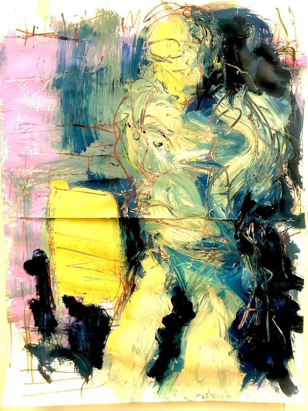nude-one-mongi-higgs-artist-painter-kuenstler-maler