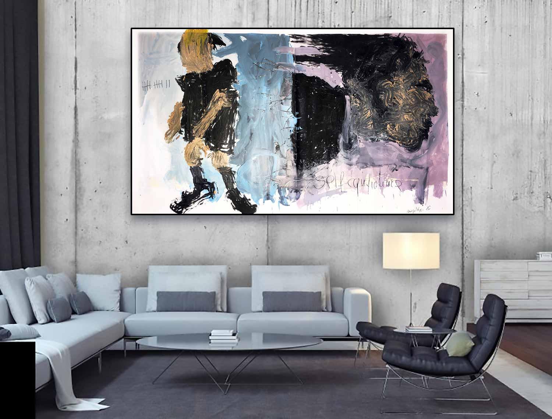 self-confidence-mongi-higgs-wall-artist-painter-maler-kuenstler