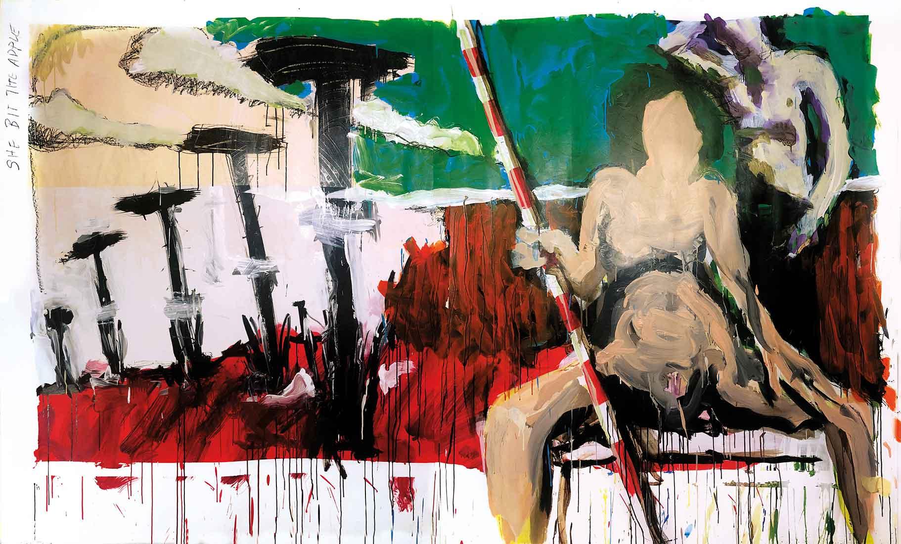 where-is-the-apple-tree-mongi-higgs-artwork-gemaelde-konsum163-galerie-modern-art-gallery